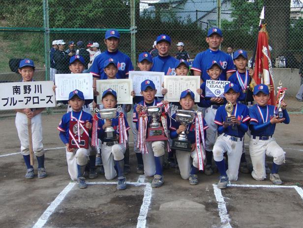 2010年 防犯大会 優勝