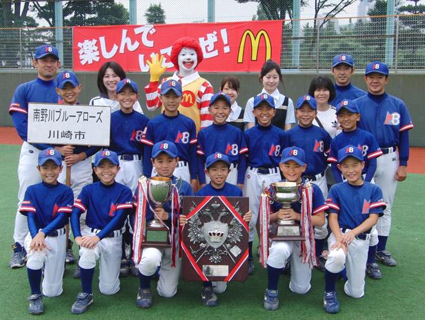 全日本学童高円宮賜杯神奈川県大会