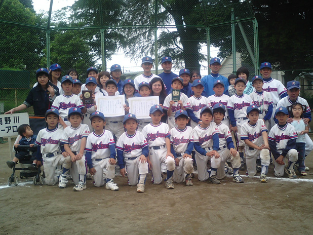 2006 宮前区防犯少年野球大会